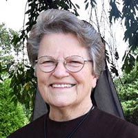 Sister Suzanne Gross, FSE, M.A.